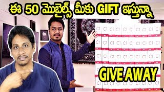 Congrats Vikram Aditya for Surpassing 1 Million Subscribers | 50 Realme Mobiles Giveaway