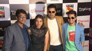 UNCUT: TVF Tripling Season 2 Show Launch - Sumeet Vyas, Maanvi Gaagru & Amol Parashar