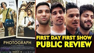 Photograph PUBLIC REVIEW | First Day First Show | Nawazuddin, Sanya Malhotra