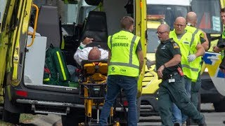 New Zealand shooting- Many dead as gunmen target 2 Christchurch mosques, 4 held