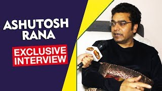 Exclusive Chit Chat With Versatile Actor Ashutosh Rana   Milan Talkies Sonchiriya Simmba Aurangzeb