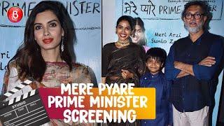 Mere Pyare Prime Minister Screening | Diana Penty | Rakesh Omprakash Mehra | Anjali Patil