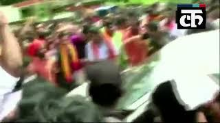 सबरीमाला मंदिर का कपाट खुलने से पहले हिंसा, महिला पत्रकारों पर हमला