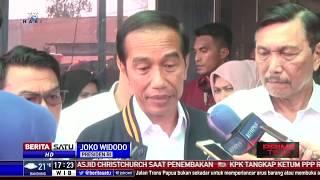 Presiden Jokowi Sampaikan Duka Mendalam Bagi Korban Penembakan di Selandia Baru