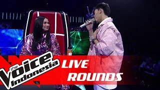 Febri - Sorry (Justin Bieber) | Live Rounds | The Voice Indonesia GTV 2019