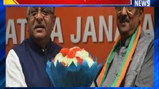 अरविंद शर्मा ने छोड़ी कांग्रेस || ANV NEWS NATIONAL
