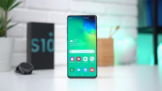Review Samsung Galaxy S10+ Indonesia!