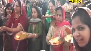 Shri Pranamya Sagar Ji Maharaj  Panchkalyanak Prathistha Mahotsav  Model Town(Delhi)  Date:-17/2/19