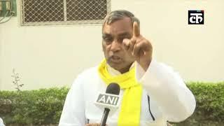 योगी के मंत्री ने अयोध्या में सेना तैनाती के अखिलेश के विचार का समर्थन किया