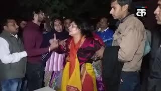 बुलंदशहर: बेकाबू भीड़ ने इंस्पेक्टर सुबोध को उतारा मौत के घाट, पत्नी का रो-रोकर बुरा हाल