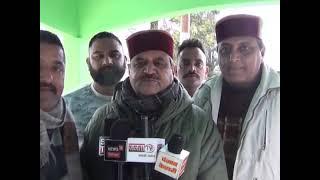 कांग्रेस की वजह से सैकड़ों युवाओं को नहीं मिला सोलन में  रोज़गार : राजेश कश्यप
