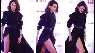 Mandana Karimis Dress ZIP BREAKS Right Before A Red Carpet Event