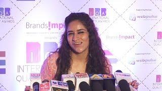 Bigg Boss 12 Fame Surbhi Rana At International Quality Awards 2019