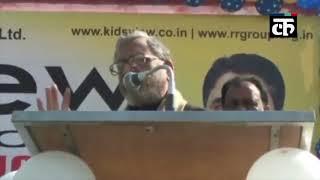 बिहार के उप-मुख्यमंत्री सुशील मोदी ने जनसंख्या वृद्धि के लिए अशिक्षा को ठहराया जिम्मेदार