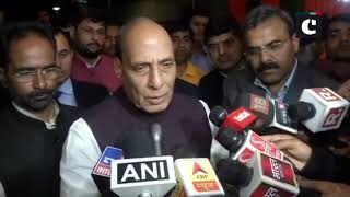 Deeply saddened and pained by demise of my dear friend: Rajnath Singh remembers Manohar Parrikar
