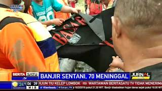 Korban Meninggal Banjir Sentani Mencapai 70 Orang