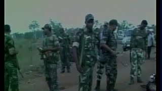 12 Naxals killed in an encounter in Satbarwa forest area of Palamu district, Jharkhand