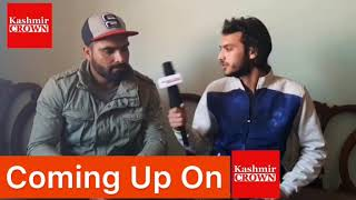Coming Up Special Interview Of Cricketer Manzoor Pandoe On Kashmir Crown With RJ Umar