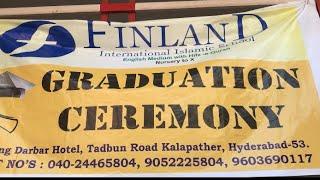 Finland International Islamic School | Graduation Cerymony - DT News