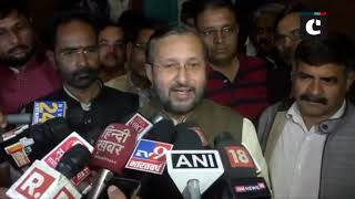 Manohar Parrikar's death has made country cry today: Prakash Javadekar