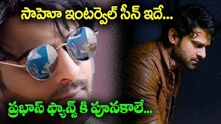 prabhas saaho movie interval scenes I shocking budget I RECTVINDIA
