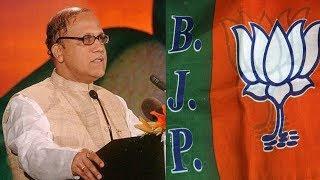 On Digamber's Entry Into BJP, Vinay Says BJP's Doors Always Open