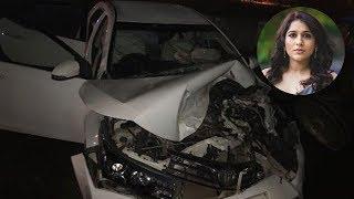 బ్రేకింగ్: రష్మీ కార్ ఆక్సిడెంట్ | Anchor Rashmi Gautam Met with An Accident | Top Telugu TV