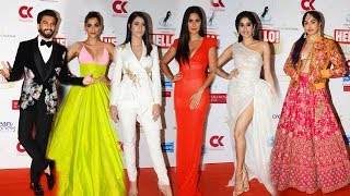 Hello Hall Of Fame Awards 2019 | FULL VIDEO | Sonam, Ranveer, Janhvi, Katrina