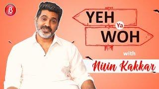 Yeh Ya Woh: Shah Rukh Khan Or Salman Khan? Notebook Director Nitin Kakkar Chooses Between The Two