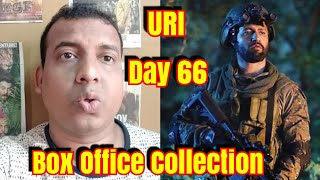 URI Box Office Collection Day 66 l All Time Blockbuster