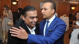 Ericsson case- Anil Ambani thanks elder brother Mukesh Ambani for timely support