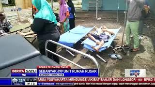 Gempa di Lombok Timur Menewaskan Dua Warga Malaysia