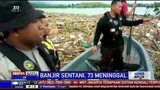 Korban Tewas Banjir Bandang di Sentani Capai 73 Orang
