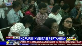 Korupsi Investasi Pertamina, Bayu Kristanto Divonis 8 Tahun Penjara