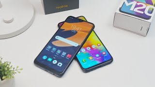 Mending Realme 3 atau sekalian Samsung Galaxy M20 aja?