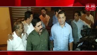 [ GOA ] नए CM की तलाश के लिए BJP गठबंधन की बैठक, कांग्रेस ने भी ठोका दावा
