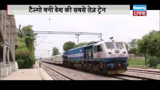 DBLIVE   14 JULY 2016    Spanish-Made Talgo Train Is Now India's Fastest