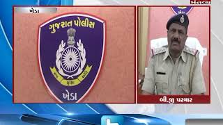 The gamblers have been arrested in Nadiad of Kheda district