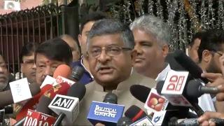 BJP's high-powered delegation met EC and demanded West Bengal be declared 'super sensitive' state.