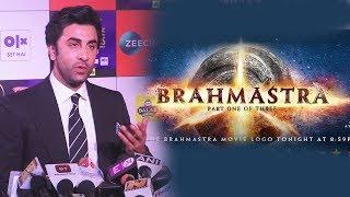 Ranbir Kapoor Talks On His Next Film Brahmastra And Alia Bhatt