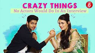 Mard Ko Dard Nahi Hota: CRAZY Things No Actors Would Ever Do In An Interview