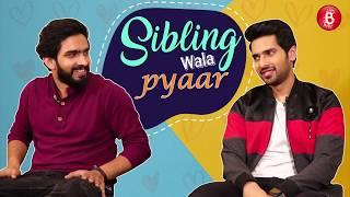 Sibling Wala Pyaar:  Brothers Armaan Malik & Amaal Mallik's Crazy Tales Of Bonding