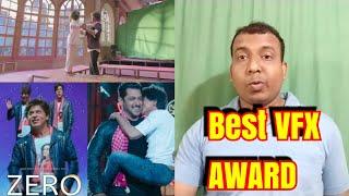 SRK Fans Will Surely Get Happy As ZERO Won Best VFX Award At This Award Show
