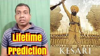 Kesari Movie Lifetime Prediction l My Views Based On Audience Poll Results