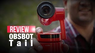 OBSBOT Tail Review- A Brand New Tool For Video Creators | FULL REVIEW | ETPanache