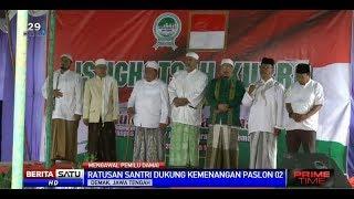 Ratusan Santri di Demak Gelar Istighosah Kemenangan Prabowo-Sandi