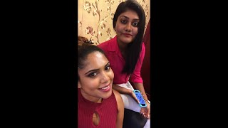 Live chat with chathu & tharu
