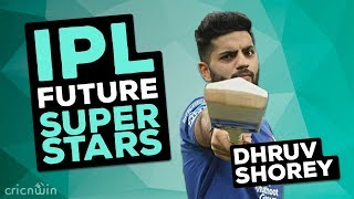 Dhruv Shorey | CSK's solid and splendid buy | IPL 2019