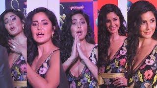 Katrina Kaif's CUTE EXPRESSIONS Will Melt Your Heart | At Zee Cine Awards 2019
