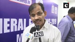 LS polls: Have received more than 1400 complaints via C-VIGIL app, says AP CEO GK Dwivedi